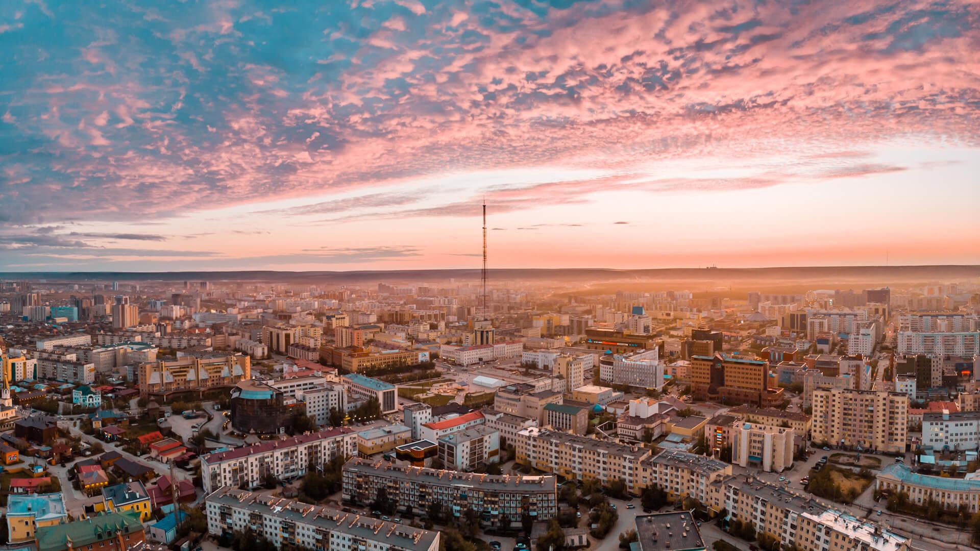 Конкурс «Лучший водитель такси в России — 2020» едет в Якутск
