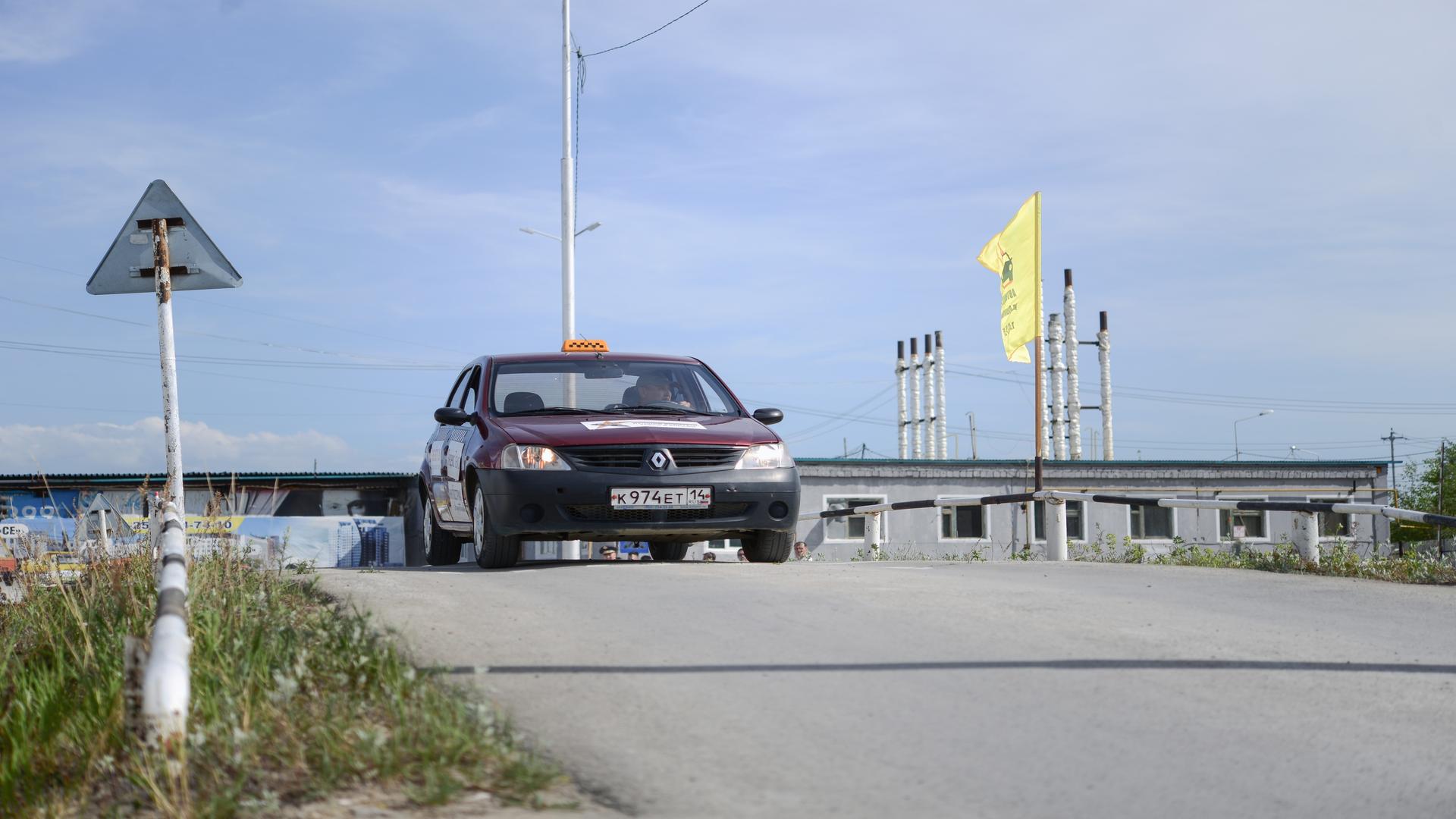 Региональный этап конкурса «Лучший водитель такси в России — 2020» в Республике Саха (Якутия) уже завтра