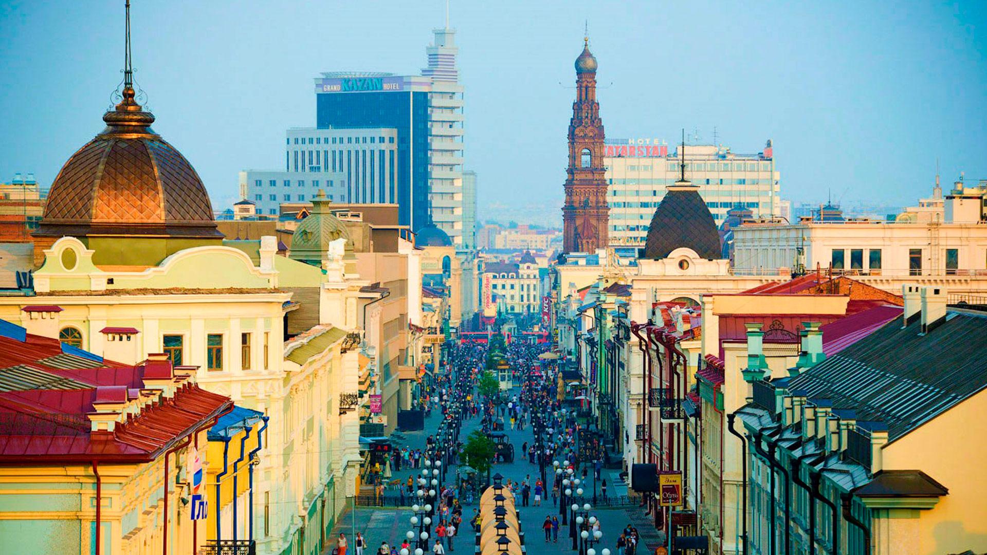 Триумфальная Казань: адрес и расписание регионального этапа конкурса в 2020 году
