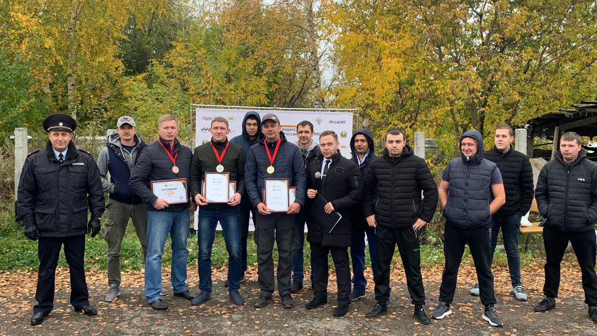 Трижды победитель: Павел Соколов вновь выиграл в Томской области