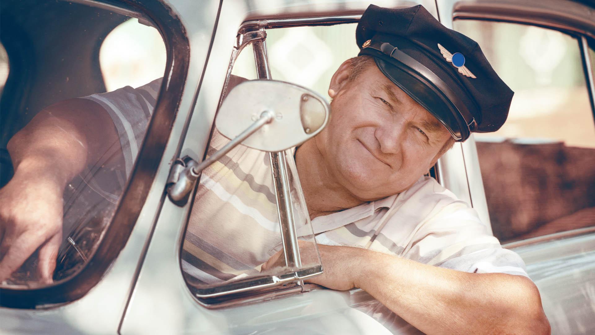 Поздравляем с Международным днём водителя такси!