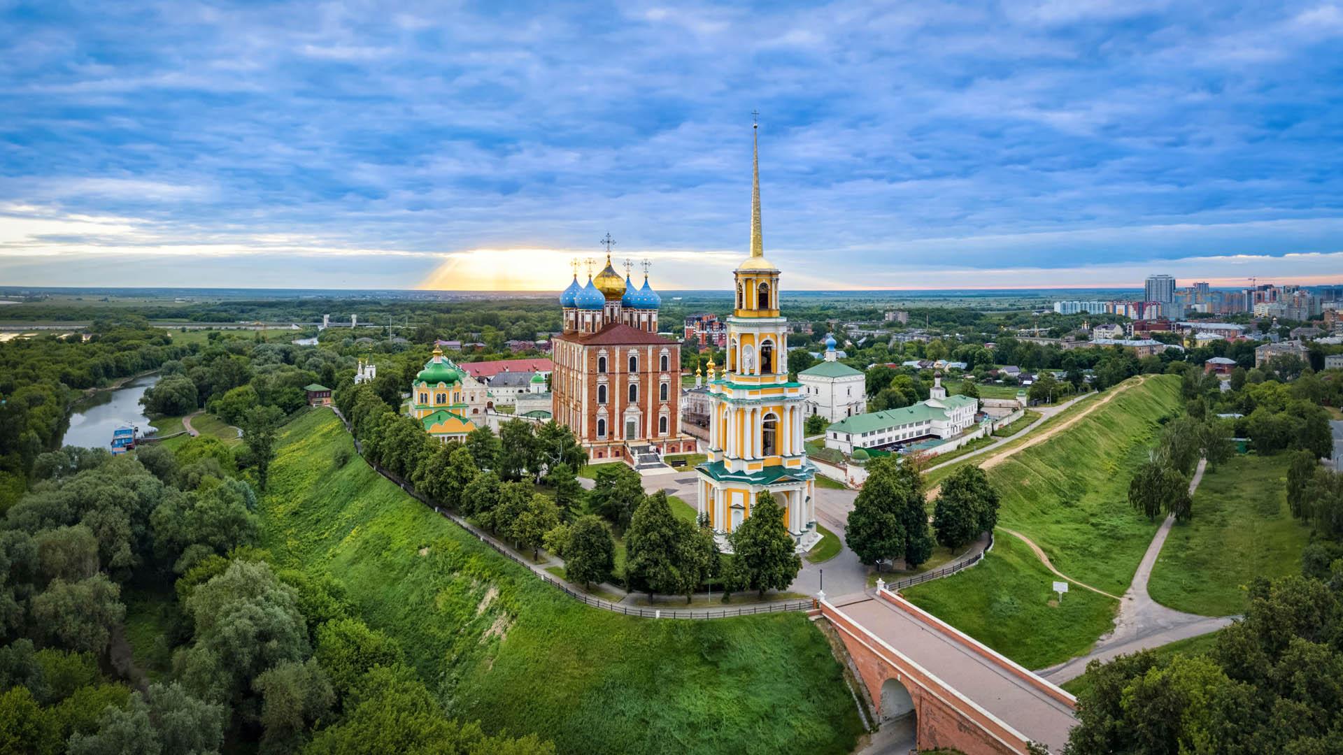В Рязанской области отменяется проведение конкурса в 2021 году
